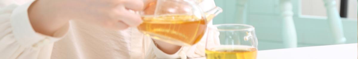美味しいお茶の入れ方(お茶を入れる手順と注ぎ方)のイメージ画像
